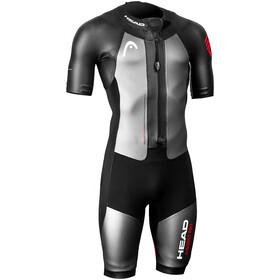 Head Swimrun MyBoost Pro Wetsuit Herre black/silver
